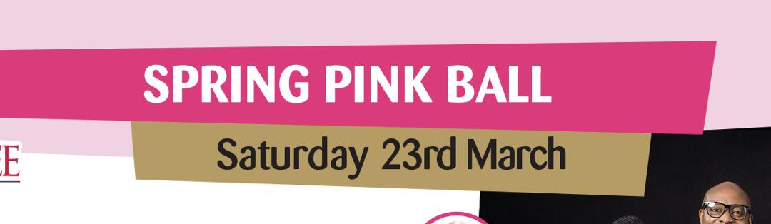 Spring Pink Ball