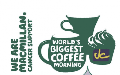 Macmillan Coffee Morning 2019