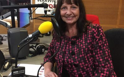 Tracey on BBC Radio Coventry and Warwickshire